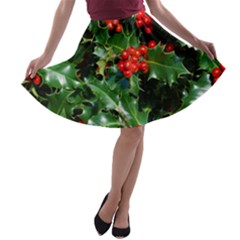 HOLLY 2 A-line Skater Skirt