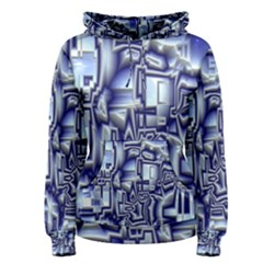 Reflective Illusion 01 Women s Pullover Hoodies
