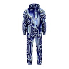 Reflective Illusion 01 Hooded Jumpsuit (Kids)