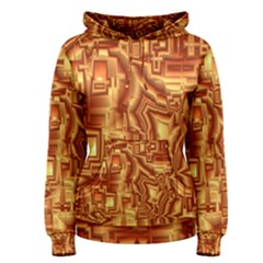 Reflective Illusion 02 Women s Pullover Hoodies