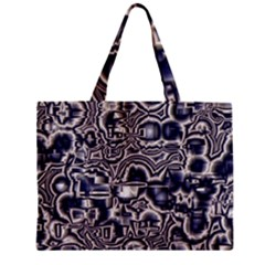 Reflective Illusion 04 Tiny Tote Bags