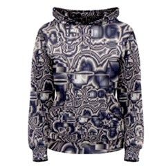 Reflective Illusion 04 Women s Pullover Hoodies