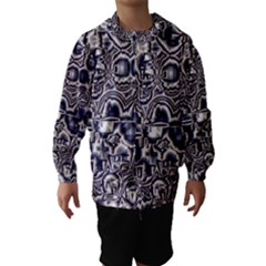 Reflective Illusion 04 Hooded Wind Breaker (Kids)
