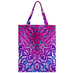 Ethnic Tribal Pattern G327 Classic Tote Bags