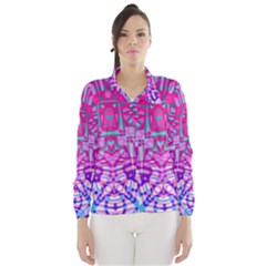 Ethnic Tribal Pattern G327 Wind Breaker (Women)