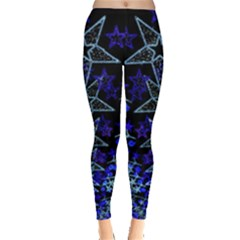 CHRISTMAS STARS Women s Leggings