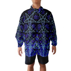 Christmas Stars Wind Breaker (kids)