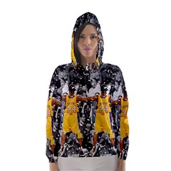 Image Hooded Wind Breaker (Women)