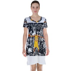 Image Short Sleeve Nightdresses
