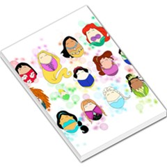 Disney Ladies Large Memo Pads