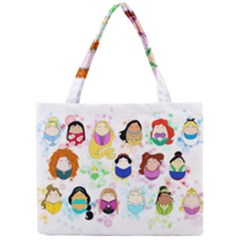 Disney Ladies Tiny Tote Bags