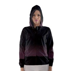 The Fallen Hooded Wind Breaker (Women)