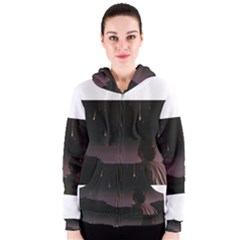The Fallen Women s Zipper Hoodies