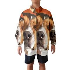 Jack Russell Terrier Wind Breaker (kids)