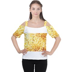 Light Speed Women s Cutout Shoulder Tee