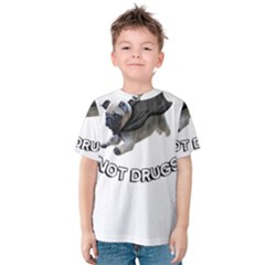 Do Pugs Kid s Cotton Tee