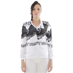 Do Pugs Wind Breaker (women)