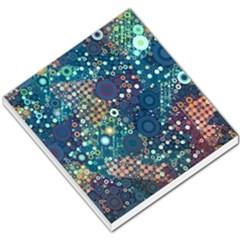 Blue Bubbles Small Memo Pads