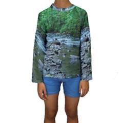 ROCKY STREAM Kid s Long Sleeve Swimwear