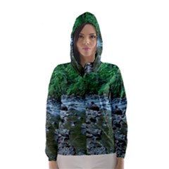 ROCKY STREAM Hooded Wind Breaker (Women)