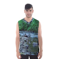 ROCKY STREAM Men s Basketball Tank Top