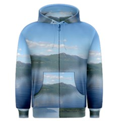 LOCH NESS Men s Zipper Hoodies