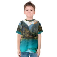 JIUZHAIGOU VALLEY 3 Kid s Cotton Tee