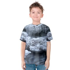 Ice And Water Kid s Cotton Tee