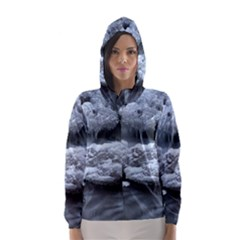 ICE AND WATER Hooded Wind Breaker (Women)