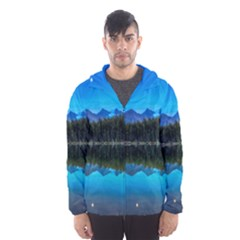 HERBERT LAKE Hooded Wind Breaker (Men)
