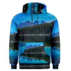 Herbert Lake Men s Pullover Hoodies