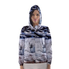 FROZEN CREEK Hooded Wind Breaker (Women)