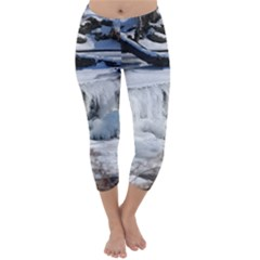 FROZEN CREEK Capri Winter Leggings
