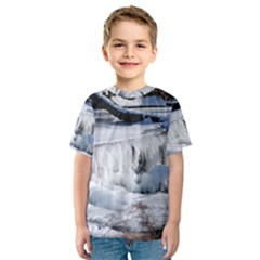 FROZEN CREEK Kid s Sport Mesh Tees