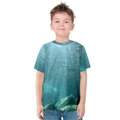 CRATER LAKE NATIONAL PARK Kid s Cotton Tee