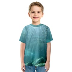 CRATER LAKE NATIONAL PARK Kid s Sport Mesh Tees