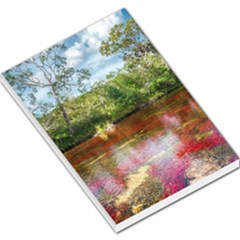CANO CRISTALES 3 Large Memo Pads