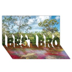 CANO CRISTALES 3 BEST BRO 3D Greeting Card (8x4)