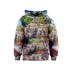 CANO CRISTALES 2 Kid s Pullover Hoodies