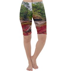 CANO CRISTALES 1 Cropped Leggings