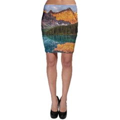 BANFF NATIONAL PARK 4 Bodycon Skirts