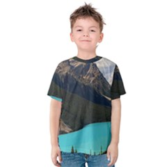 BANFF NATIONAL PARK 3 Kid s Cotton Tee