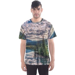 BANFF NATIONAL PARK 2 Men s Sport Mesh Tees