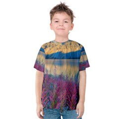 BANFF NATIONAL PARK 1 Kid s Cotton Tee