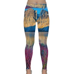 BANFF NATIONAL PARK 1 Yoga Leggings