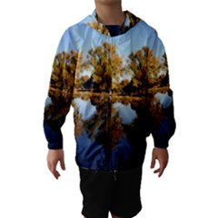 AUTUMN LAKE Hooded Wind Breaker (Kids)