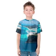 Whitehaven Beach 2 Kid s Cotton Tee