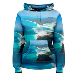 WHITEHAVEN BEACH 2 Women s Pullover Hoodies