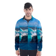 Whitehaven Beach 2 Wind Breaker (men)