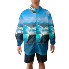 WHITEHAVEN BEACH 2 Wind Breaker (Kids)